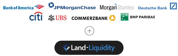 豊富なリクイディティ・プロバイダー(LP)に加え自社でLAND-FX Liquidityも運営していいる
