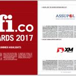 XM(エックスエム)がCFI.co誌の「ベスト取引サポート」賞に選出
